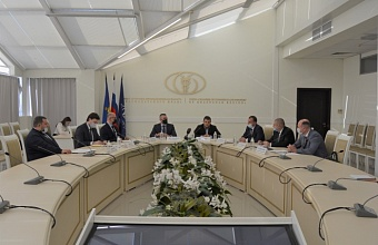 В ТПП Краснодарского края начала работу комиссия по экономическому сотрудничеству со странами Ближнего Востока и Африки