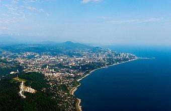 В Сочи на нерабочей неделе приедут более 100 тысяч туристов