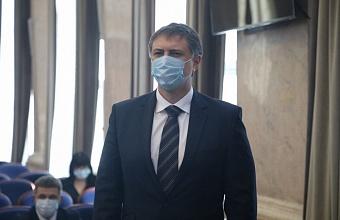 Депутаты ЗСК поддержали назначение Игоря Галася первым вице-губернатором Кубани